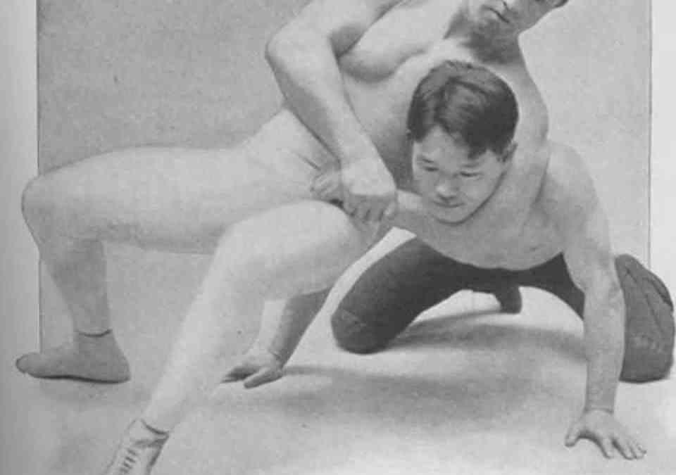 The Bulldog Choke in MMA
