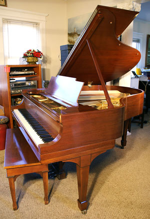 Steinway Grand Piano Model M - Sonny's Pianos