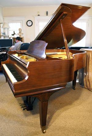 Mason Hamlin Model A - Sonny's Pianos - New York