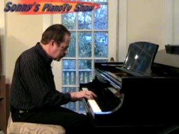 Sonny's PianoTV Show 12