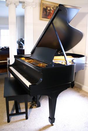 Steinway Grand Piano Model L