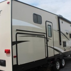 Fifth Wheel Campers With Bunkhouse And Outdoor Kitchen Stacked Stone 2018 Keystone Hideout 308bhds 5th Camper Bath 1 2 Outside Slides