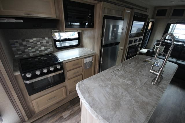 outside kitchen island types of exhaust fans 2019 coachmen catalina legacy edition 293rlds rear living recliner chairs fireplace free standing dinette