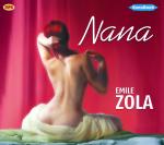 NANA de Emile Zola cover Sonobook