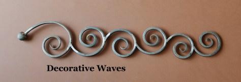 Decorative Waves