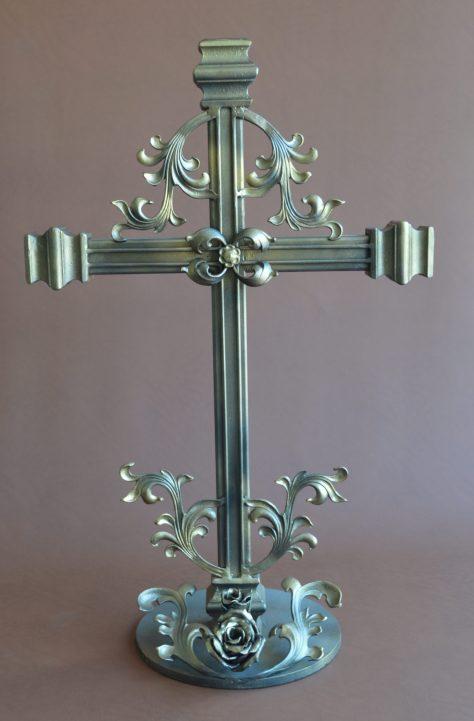 Joseph's Cross with Rose