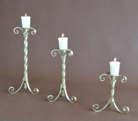 Three Level Votive Candles