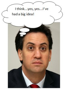 Ed is proud to announce the arrival of a 'Big Idea'!