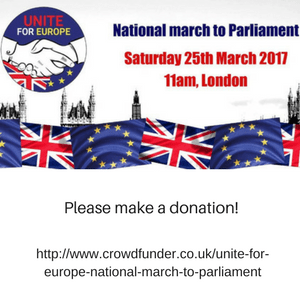 National March to Parliament