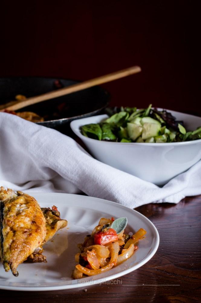 Filetti di sgombro speziati: ricetta veloce salvacena