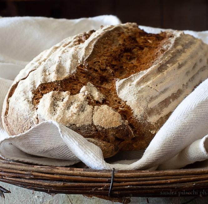 Pane Antico farina multicereale e segale