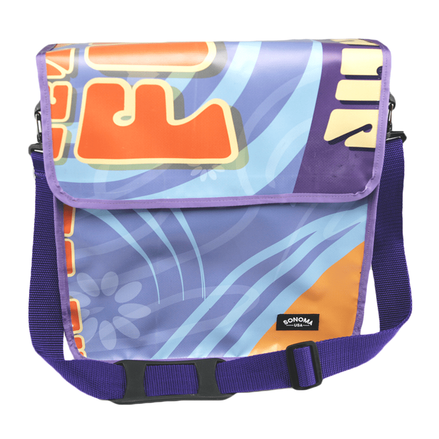 Marin County Fair Messenger Bag