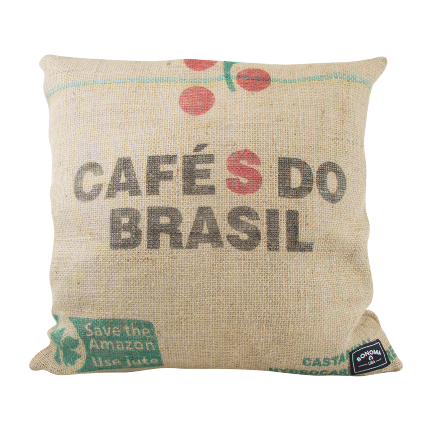 Weaver's Coffee & Tea Pillow