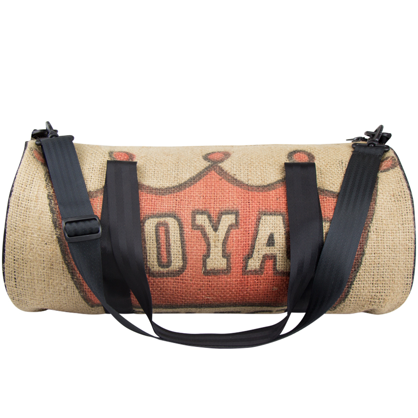Weaver's Coffee & Tea Duffle Bag