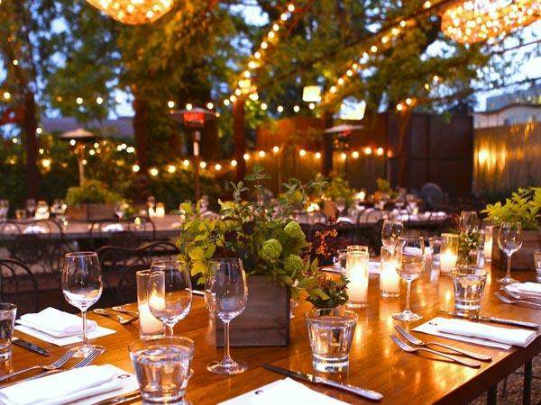 10 Restaurants with Outdoor Seating  Sonoma County