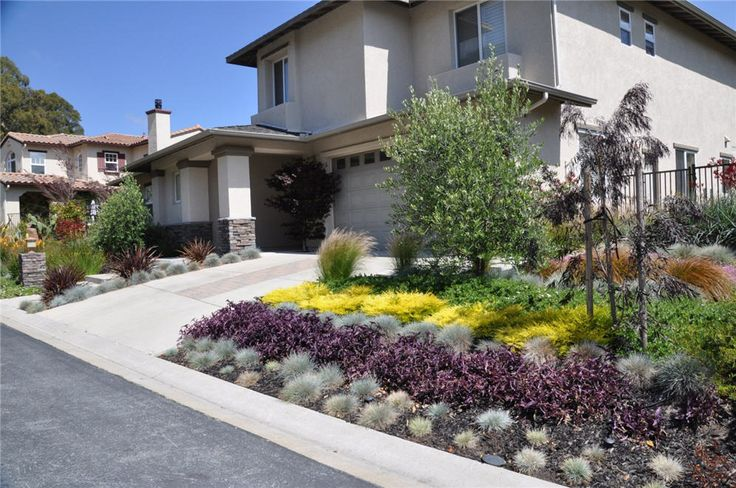 Create A Beautiful Drought Resistant Front Yard Sonoma