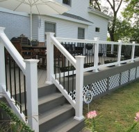 Raised Decks Pictures - Home Safe