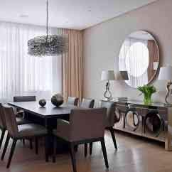 Kitchen Mirrors Trash Can 7 Ways Make Any Room Look Bigger Illuminate Your Dining Space
