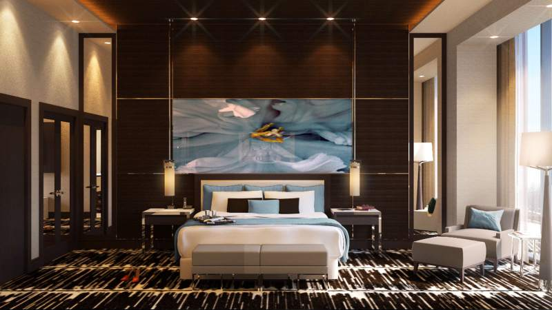 Take A Peek Inside the 175 Million Graton Casino Hotel