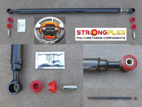 small resolution of fully adjustable trac panhard bar