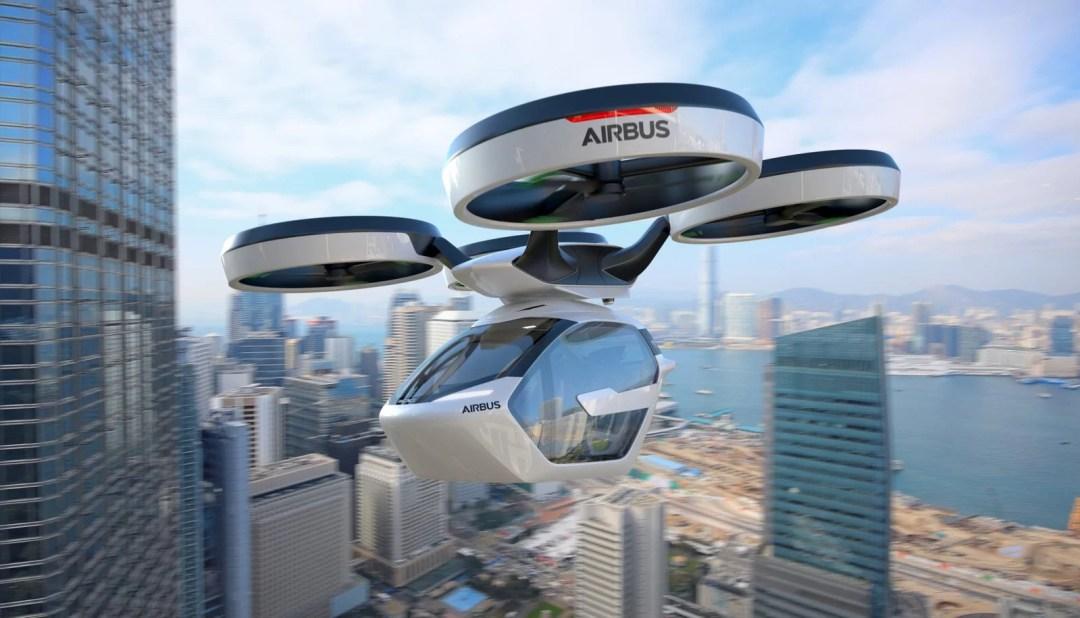 Airbus, Taxi Volador