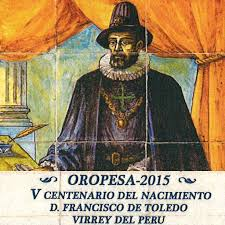 Francisco de Toledo, Virrey del Perú