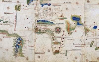 El Tratado de Tordesillas, cuando España y Portugal se dividieron el mundo