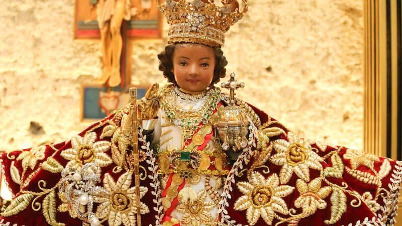 Magallanes y el Santo Niño de Cebú