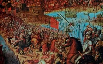 500 años de la caída de Tenochtitlan