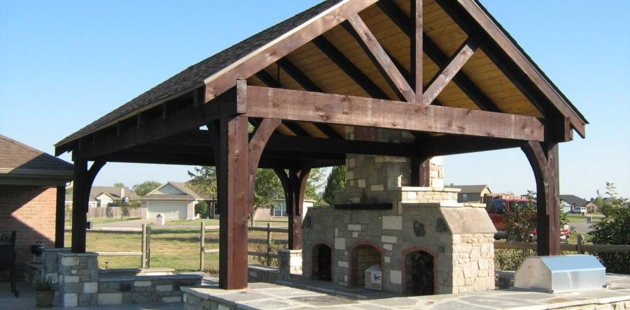 Pergolas and Pavilions  General Contractors Tulsa