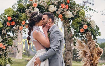 ¿Cómo elergir el mejor tocado de boda?