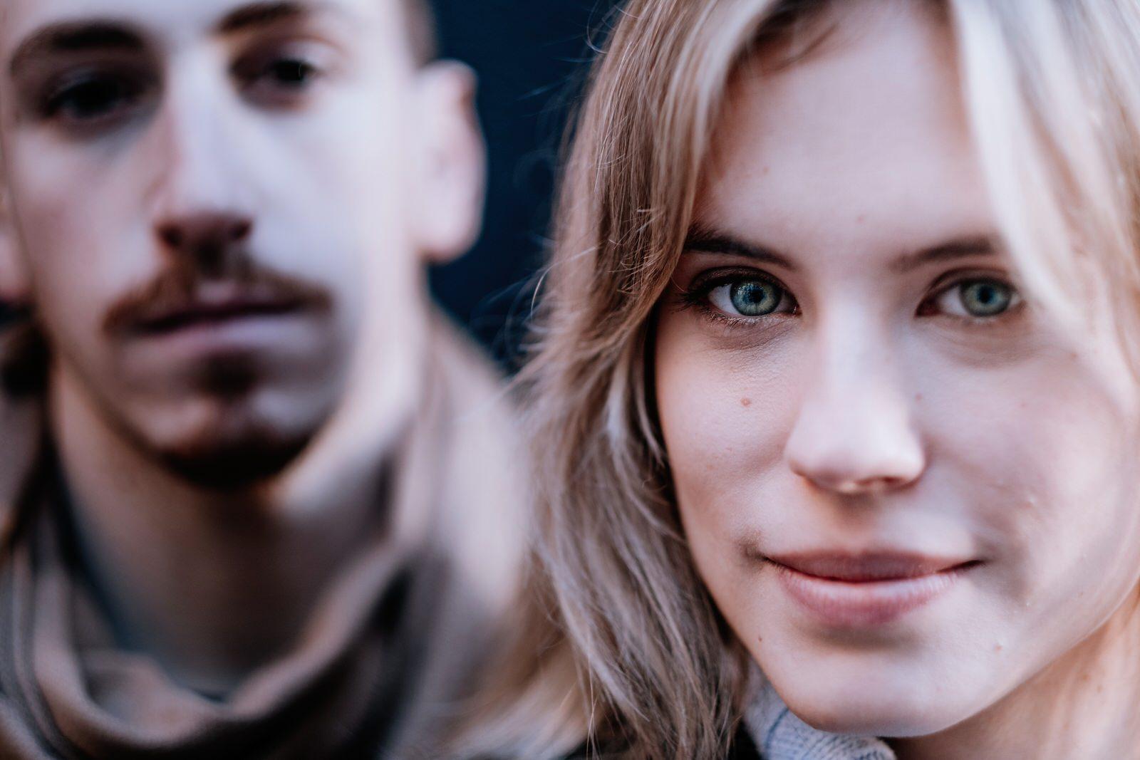 Sesión de pareja en Madrid | Joanna y Manu | Sonrye Fotografía
