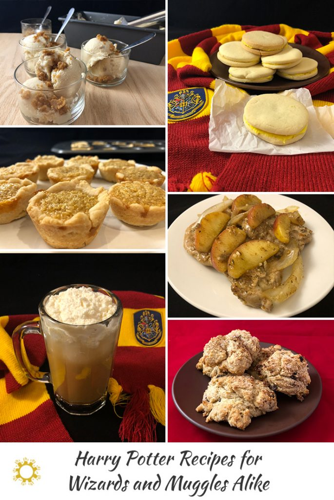 Harry Potter Recipes for Wizards and Muggles Alike