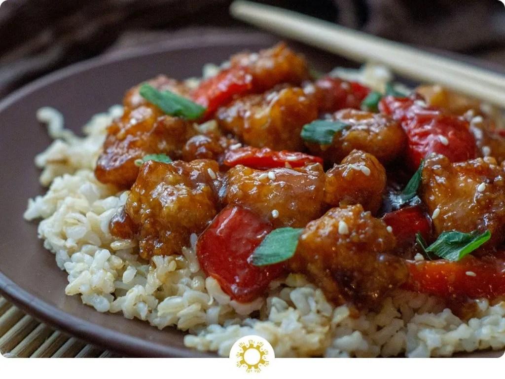 Quick & Easy General Tso's Chicken