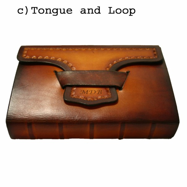 new tooled tongue c etsy copy