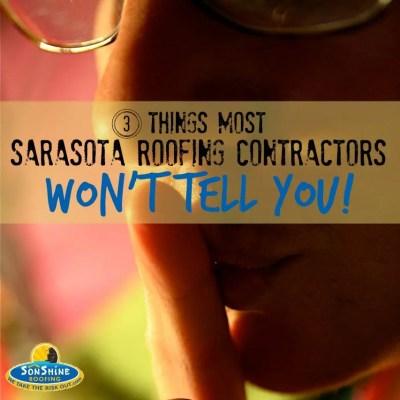 sarasota, roofing contractors