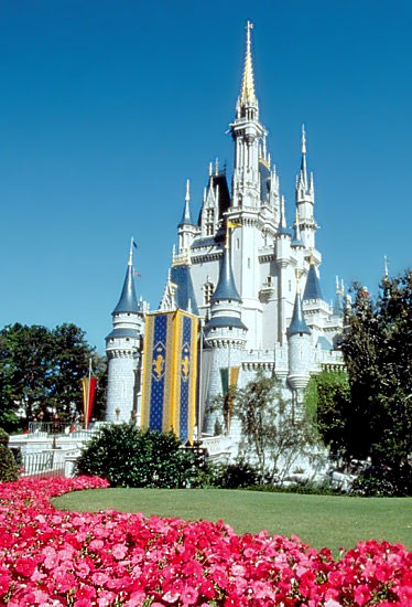 Magic Kingdom Field Trips - Cinderella Castle