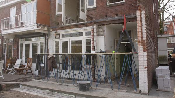 Renovatie jaren 30 woning  Sontrop Architectuur