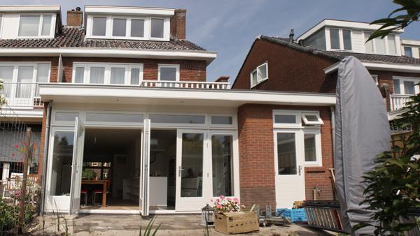 Uitbouw Archieven  Sontrop Architectuur