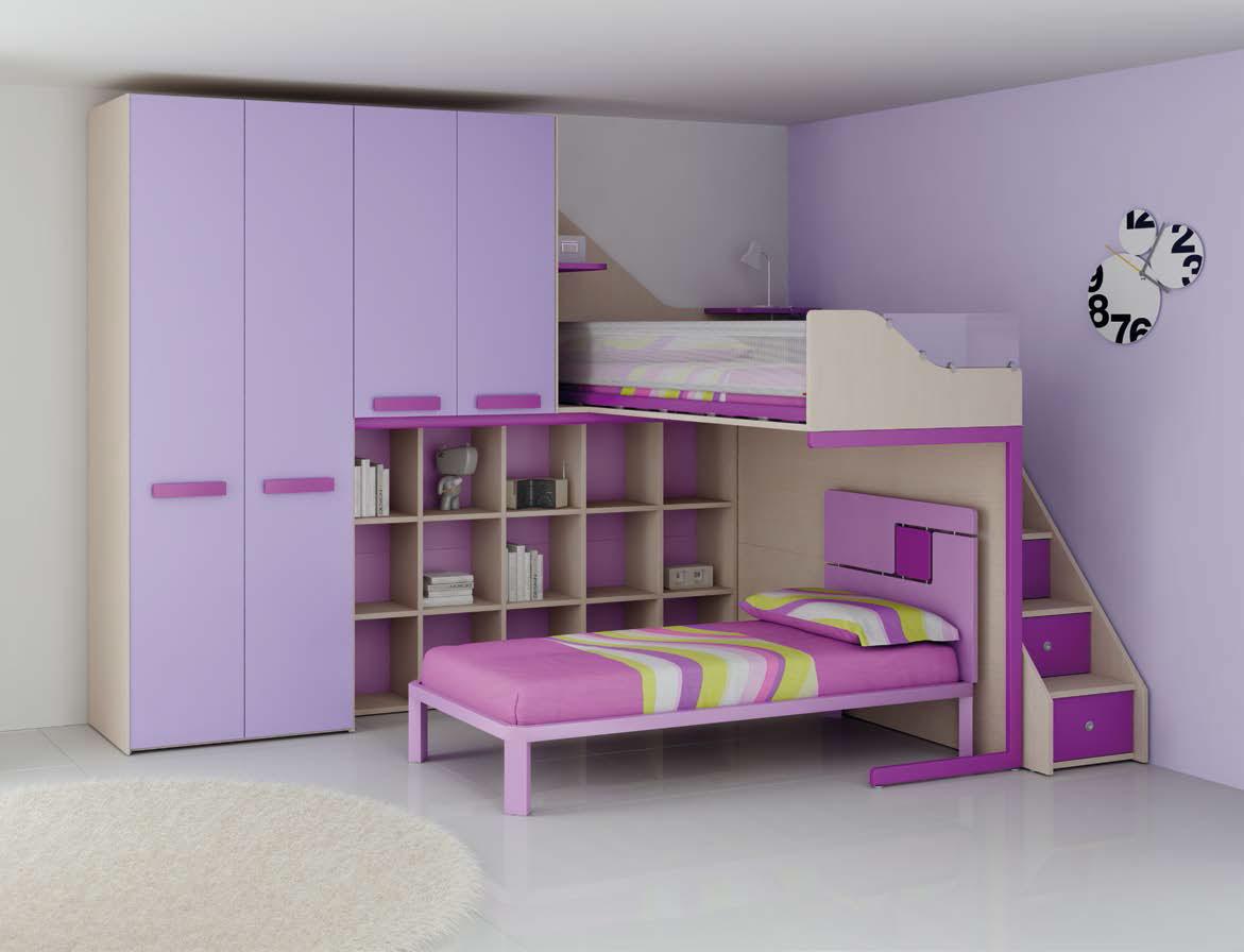 lit mezzanine 1 place pour votre enfant