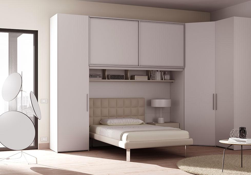 Chambre Ado Complte Lit 1 Personne Design MORETTI