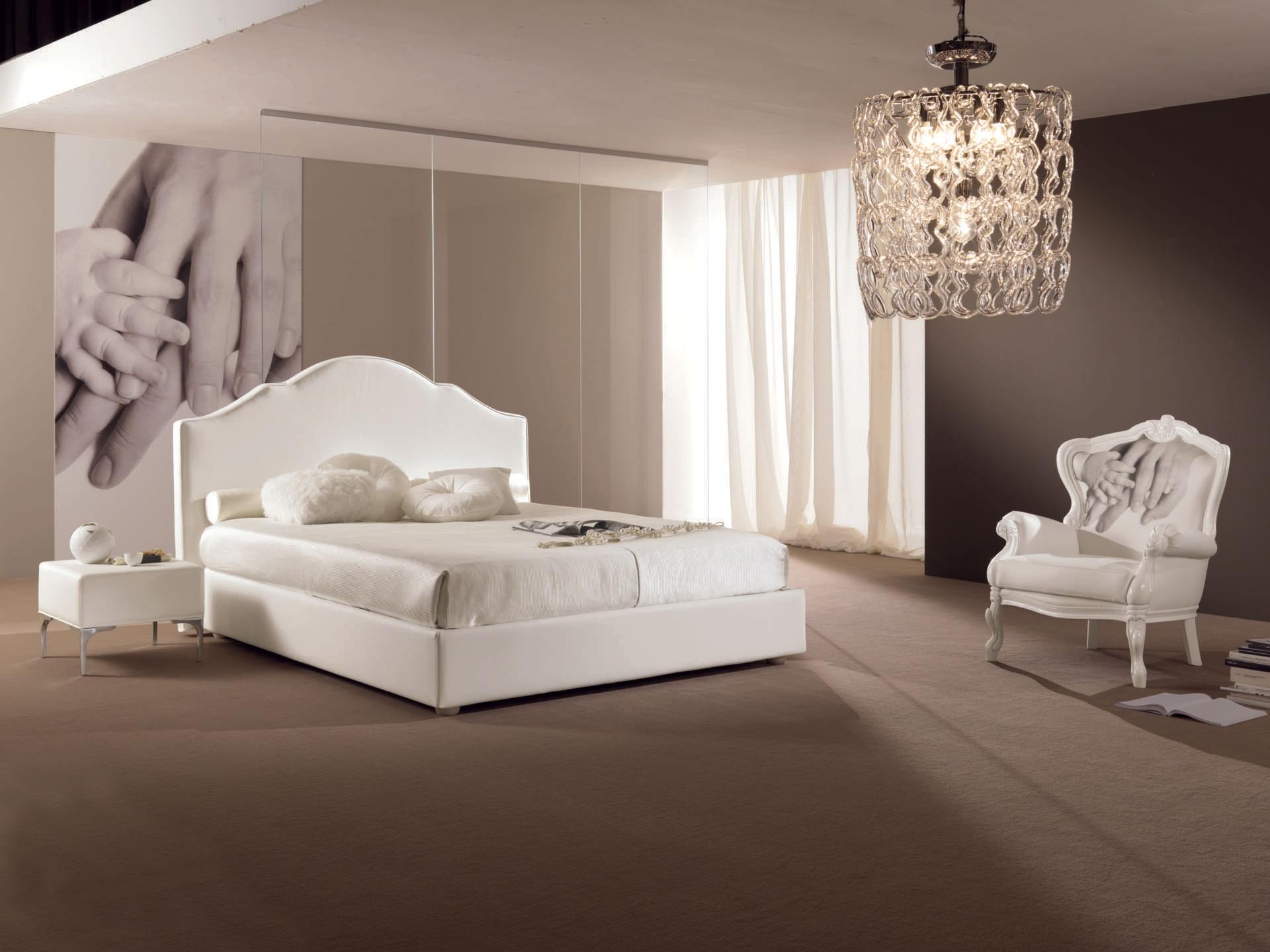 Chambre  coucher avec lit 2 places design  pure PIERMARIA  SO NUIT