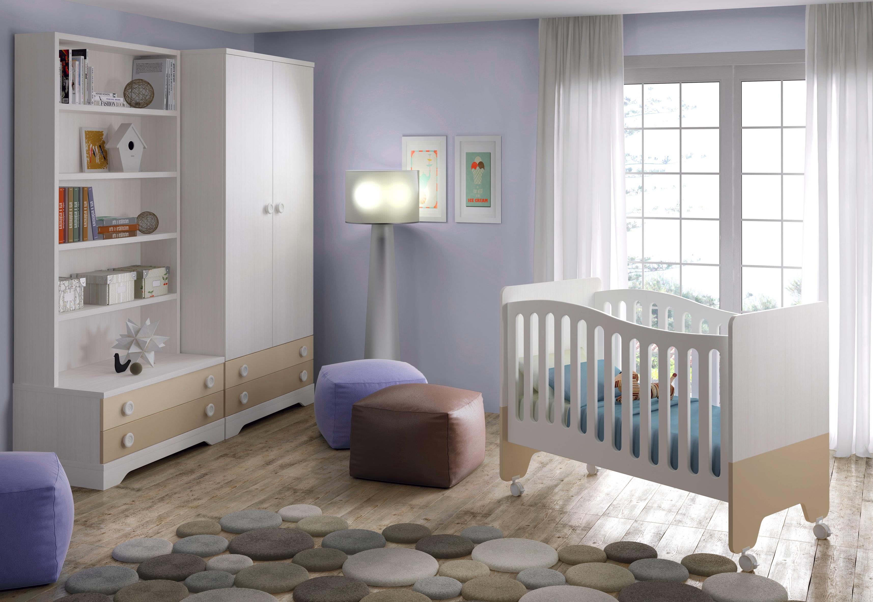 Habitacion De Bebe Decoracion