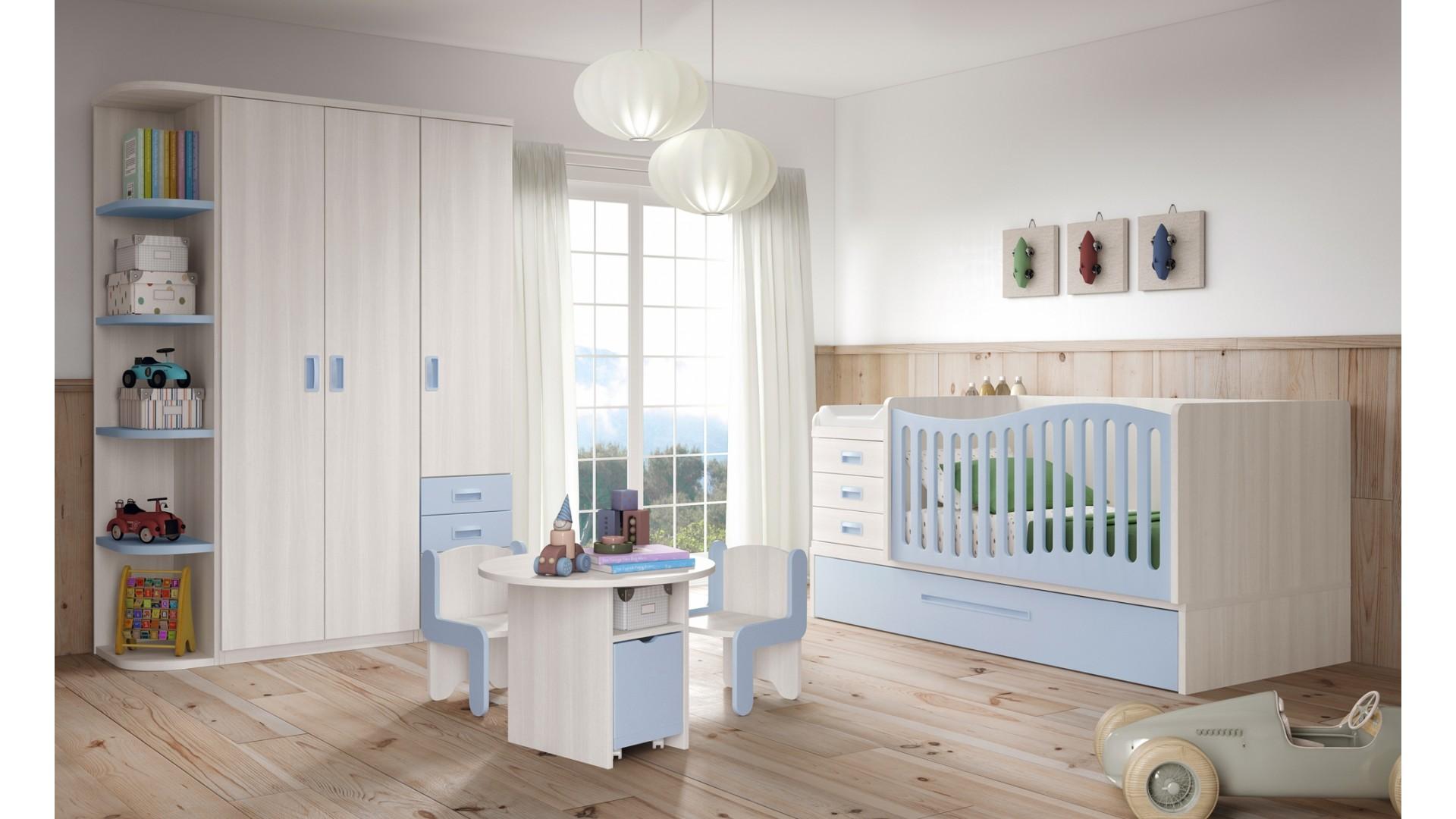 Chambre Bebe Garcon Orange - Décoration de maison idées de design d ...