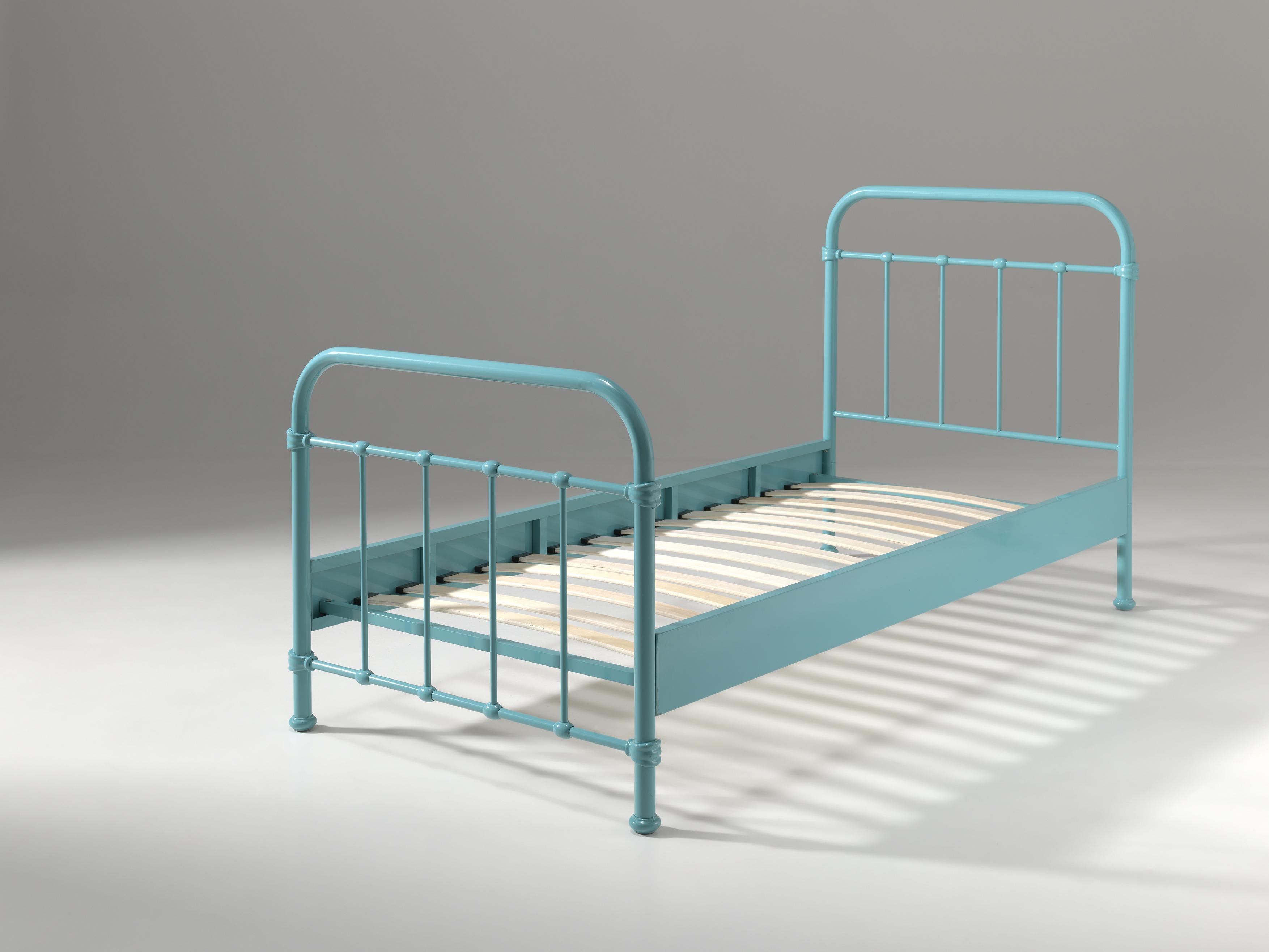 lit en metal london pour un style