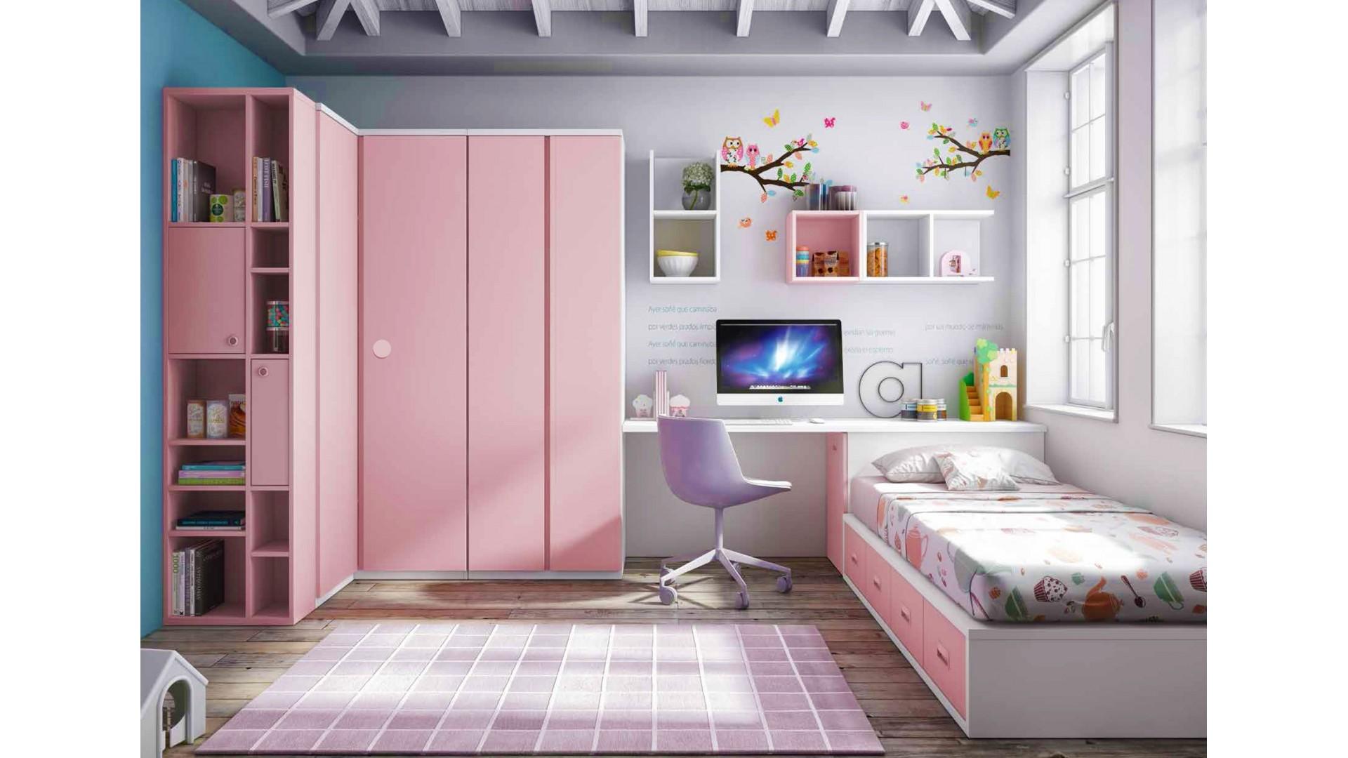chambre enfant complete personnalisable f155 glicerio