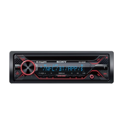car audio crossover wiring diagram dodge ram 7 pin trailer bluetooth stereo cd player with extra bass mex xb120bt sony us