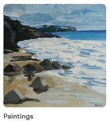 Link to Paintings Gallery