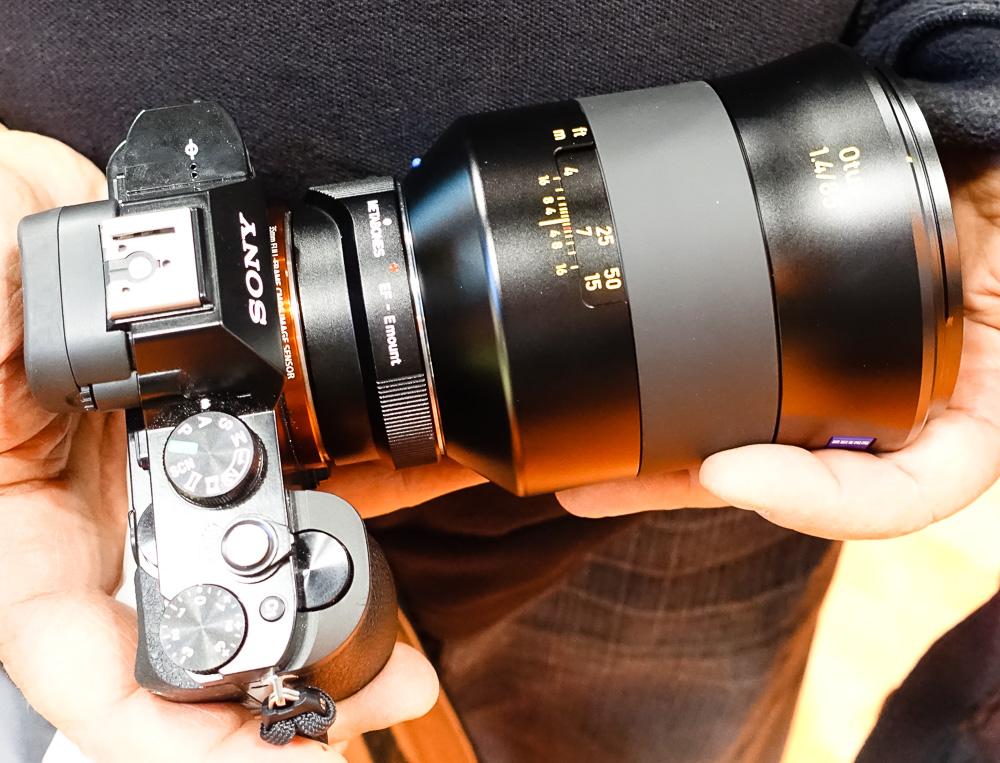 Zeiss 85mm f/1.4 Otus Distagon T* Lens