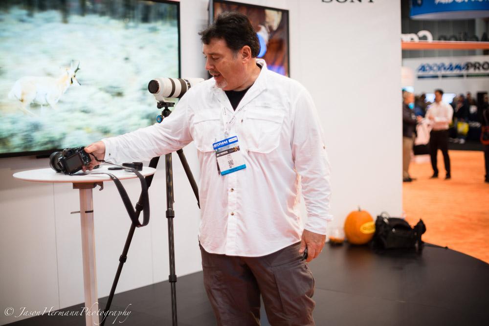 PhotoPlus Expo 2014 - Sony Booth